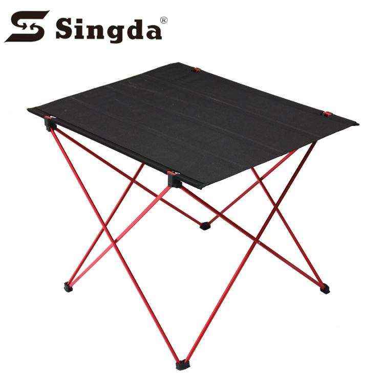 Bamboo Solid Wood Table Portable Aluminum Folding Table Camping Barbecue Hiking Garden Indoor BETTY Tables Outdoor Folding Picnic Table