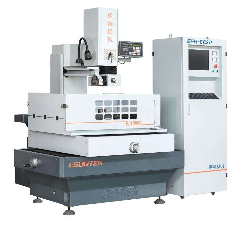 Factory supply cnc wire cut edm machines for making metal molds sale edm wire cutting machine price