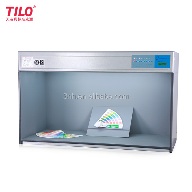 Tilo big p120 philips d65 lamp colour light box color matching inspection machine color light table