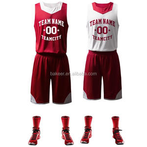 Wholesale custom blank new basketball jersey uniform jersey dress basketball with custom design unique basketball jersey designs