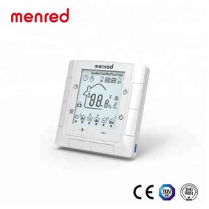 Menred Ls6.716 Electric Heating Control Room Digital Programmable Thermostat For Floor Heating