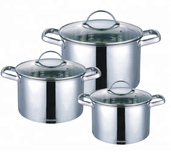 2018 wholesale stainless appliance parts wholesale stainless steel cookware sets