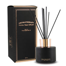 aroma Scented home fragrance luxury reed diffuser with low price