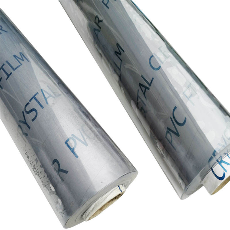 Transparent 3mm thickness PVC film roll PVC soft sheet