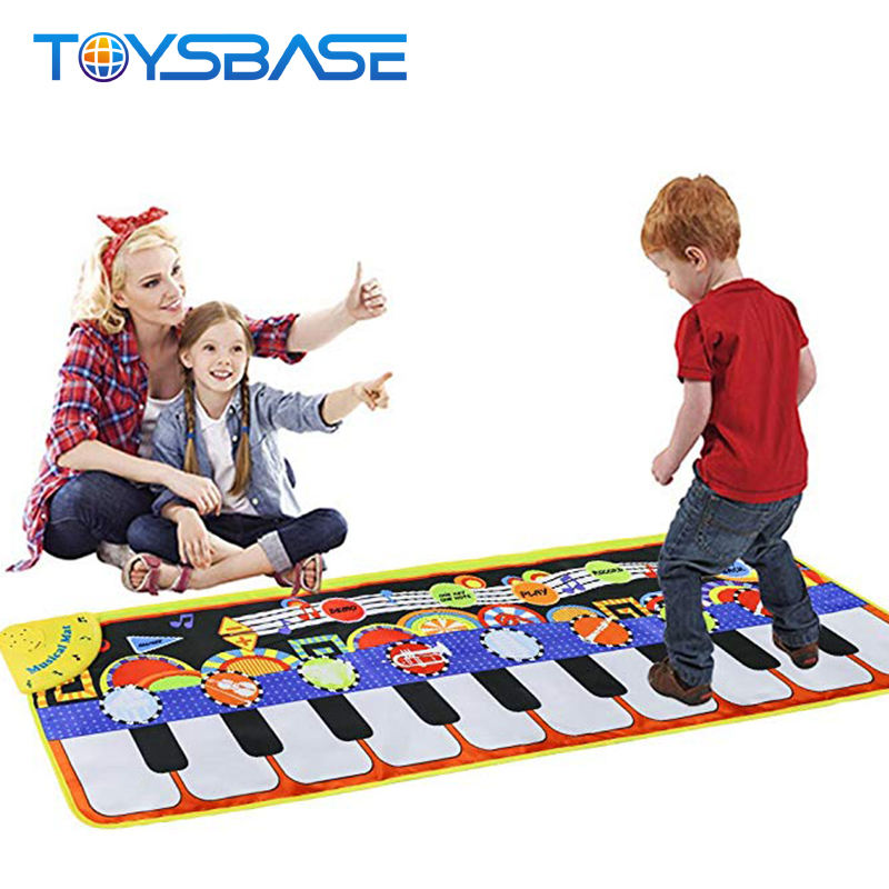 Educational Learning Recording Keyboard Musical Baby Piano Mat