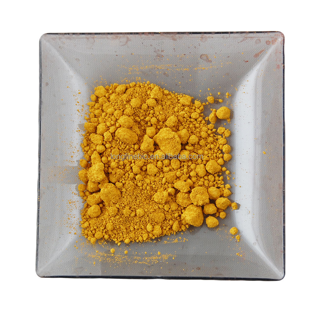 Factory direct sale pigment yellow iron oxide for color cosmetics