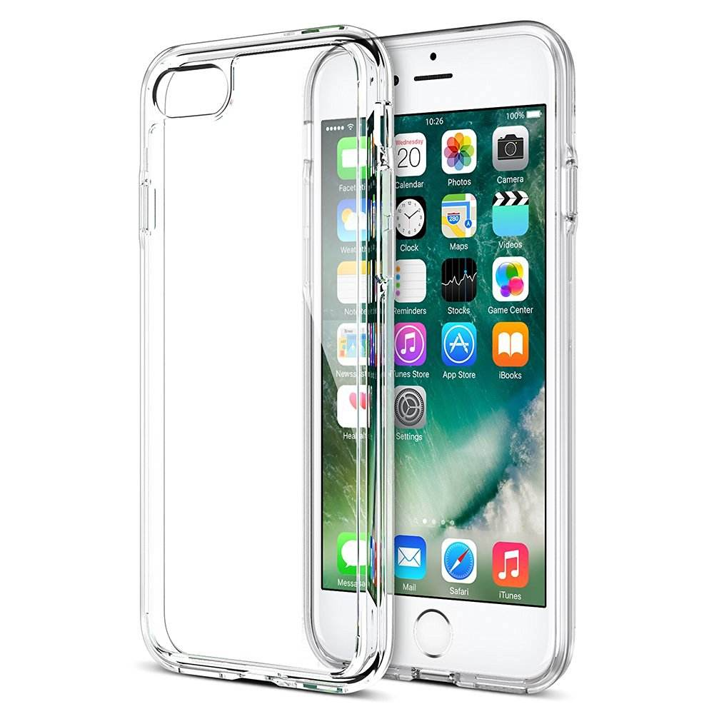 Wholesale Protective clear TPU ultra slim free sample for iphone 7 case