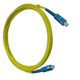 Free sample SC PC-SC PC Duplex Fiber Optic Indoor Patch Cord for telecommunications