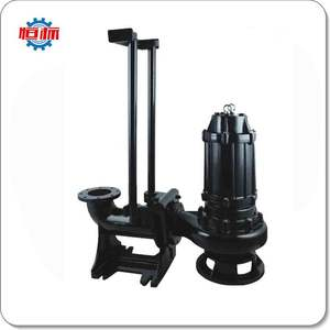 Submersible Effluent Sewage Commercial Dewatering Sump Pump Electric Motor Driven Water Pump