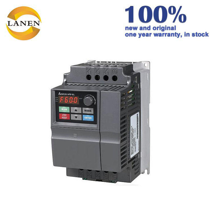 1-Year Warranty ! @#Same Day Shipping#@ Delta Inverter VFD037EL43A New In Box