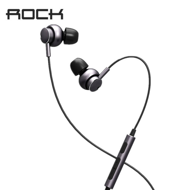 ROCK Mubow Stereo <span class=keywords><strong>Kopfhörer</strong></span> In-ohr Raum Serie <span class=keywords><strong>Metall</strong></span> <span class=keywords><strong>Kopfhörer</strong></span> mit Mikrofon Headset Für <span class=keywords><strong>iPhone</strong></span> für Samsung für Huawei Xiaomi