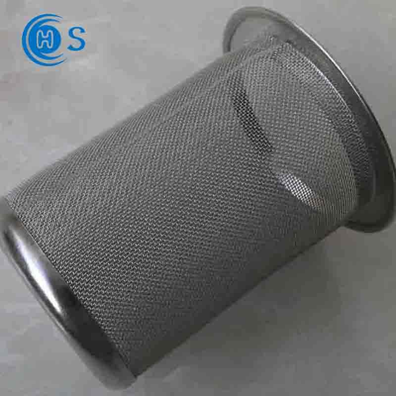Website brew filter 300 micron 750 micron stainless steel mesh filter cylinder