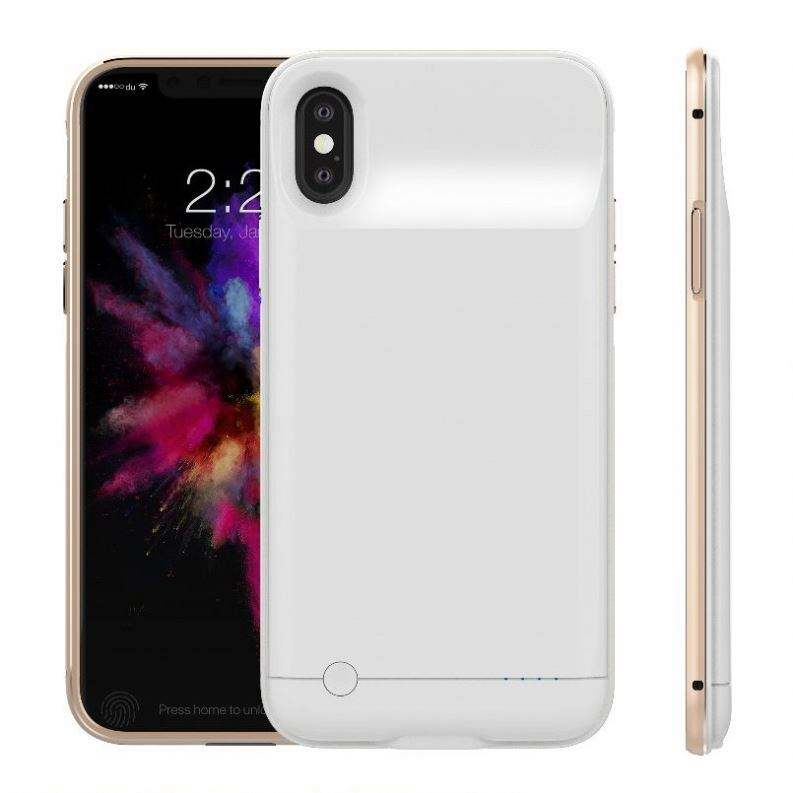 5200 mAh Power Bank For Iphone X Battery Case Charger