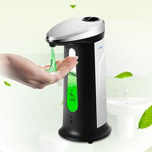 Plastic hotel touchless hand infrared kids foam automatic soap dispenser liquid soap dispenser with IR Sensor