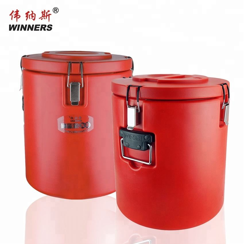 heat insulated barrel 50L ice bucket china for cold warm keeping