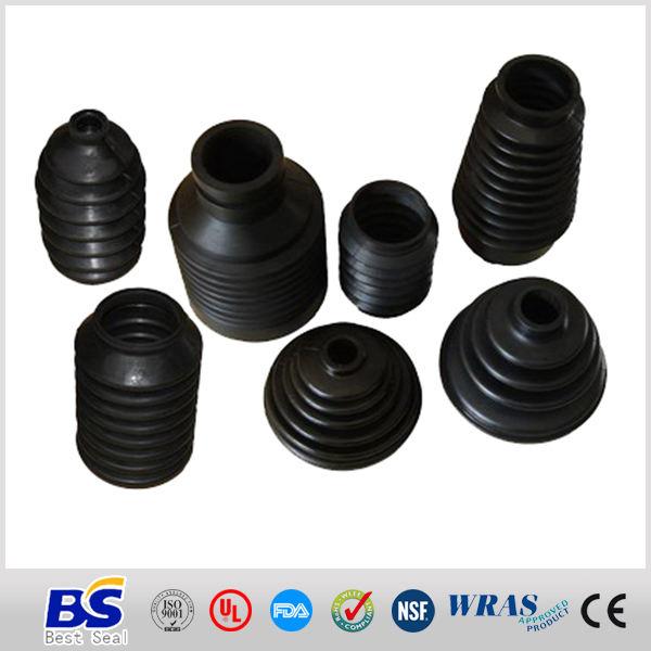 prodotti personalizzati in gomma sbr nbr in silicone epdm nr cr viton fkm teflon per soddisfare astm d2000