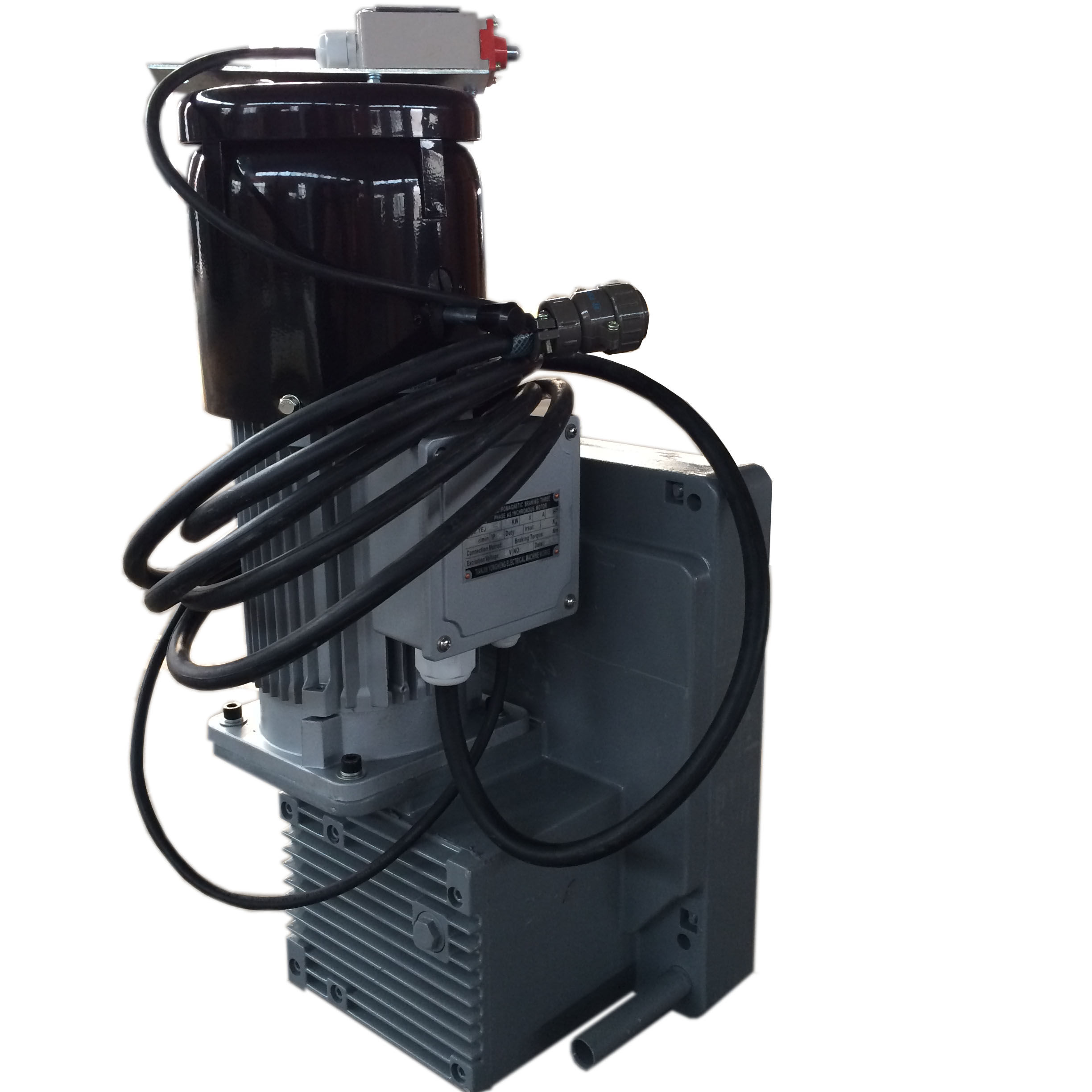 Manufacture of spare parts of gondola hoist with safety lock and cable