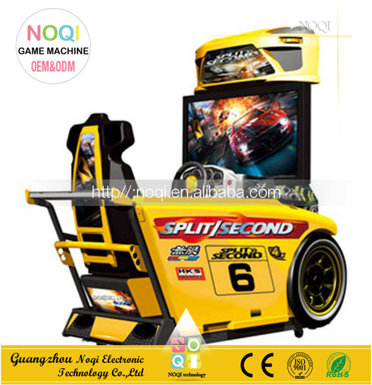 NQR-C07 Factory direct sale indoor game racing car game machine cheap game machine