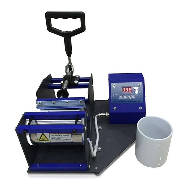 Mecolour 110V/220V sublimation mug press machine