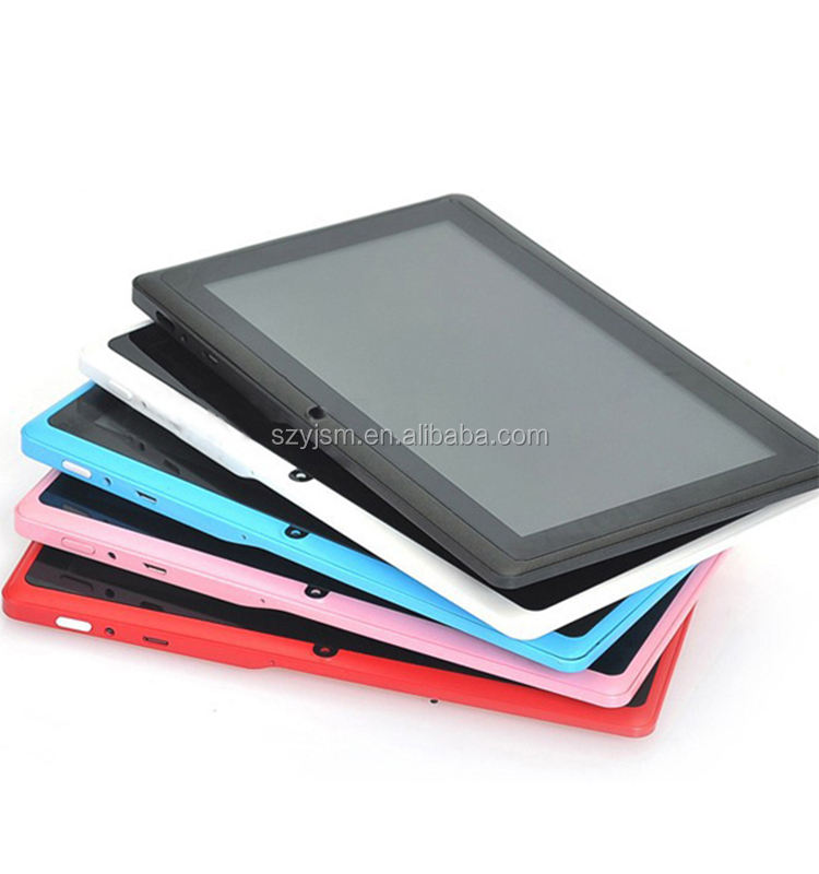 2017 6 inch 7inch android computer tablet pc Q8 a33 dual core 1.3GHz in 3000mah battery