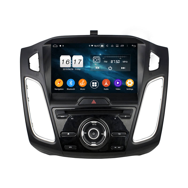 Android 9.0 car multimedia audio video entertainment systeem met dsp