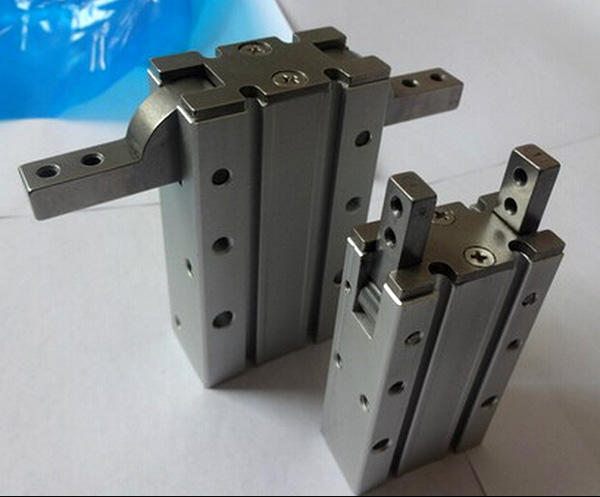 High quality double acting clamp mini gripper cylinder MHY2-16D SMC type air cylinders