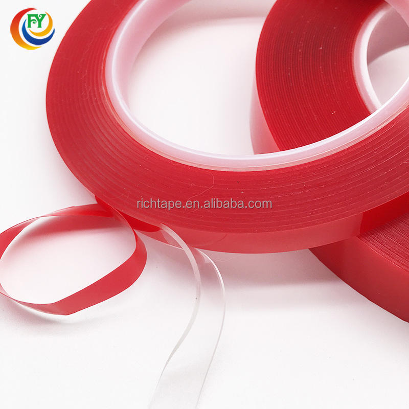Auto Industry Acrylic Foam Double Sided Vhb Tape