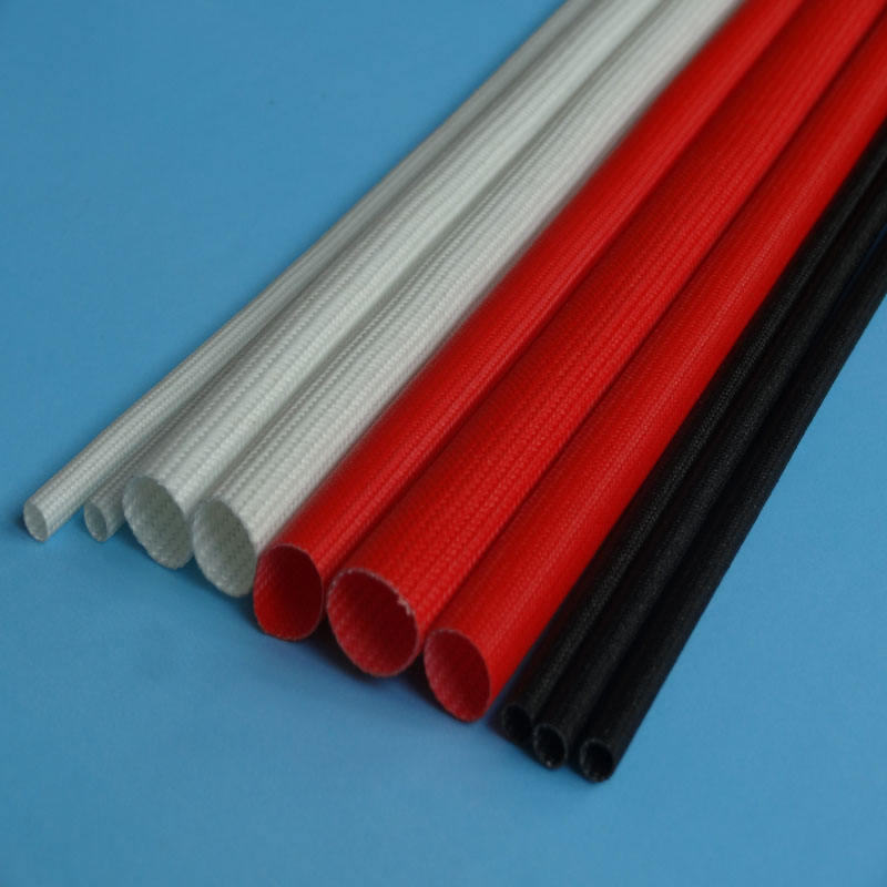 high temperature-resistance fiberglass sleeve used in appliances