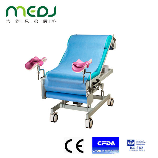 Multifunction Hospital Gynecology Examination Bed Sound Off Table Intelligent Gynecological