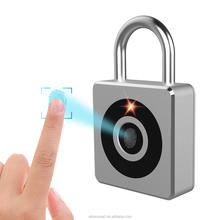Smart finger print pad lock from Elink Smart