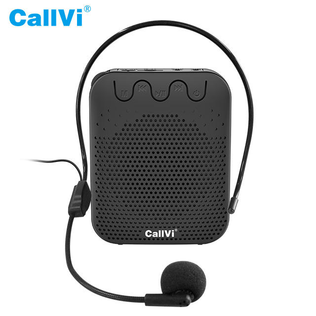 Callvi V-307 Bluetooth audio amplifier Karaoke Player Use Portable Mini Speaker