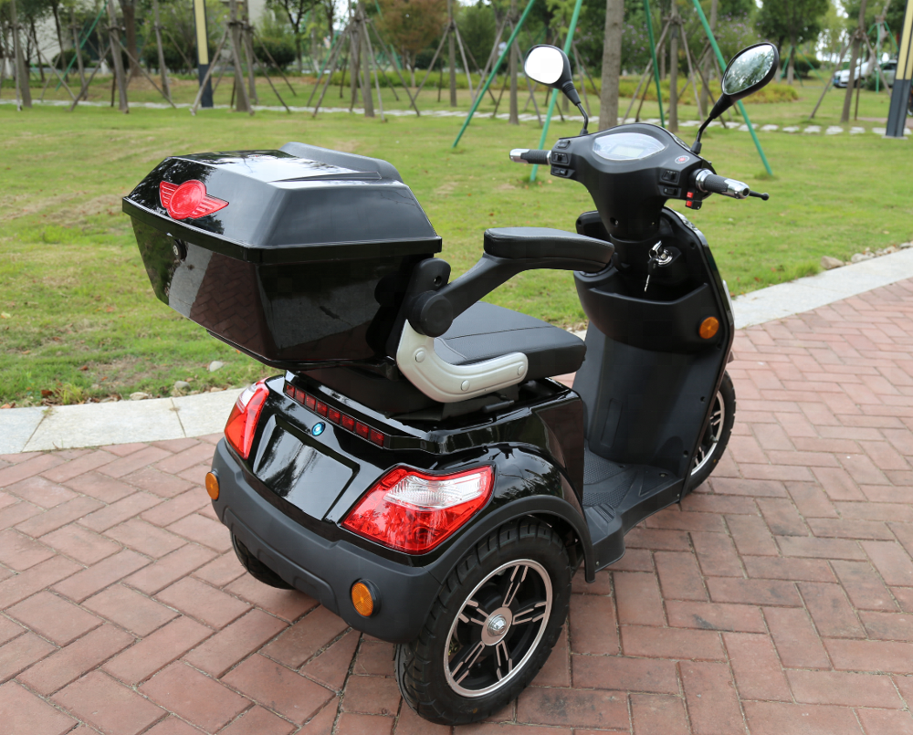 EEC 3wheels handicapped electric tricycle for adults