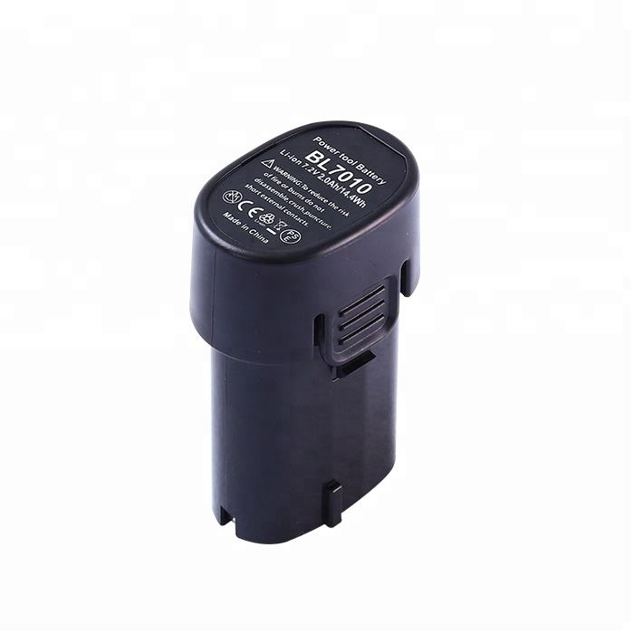 7.2V Cordless Driving Power Tool Battery Li-ion Battery For Makita BL7010