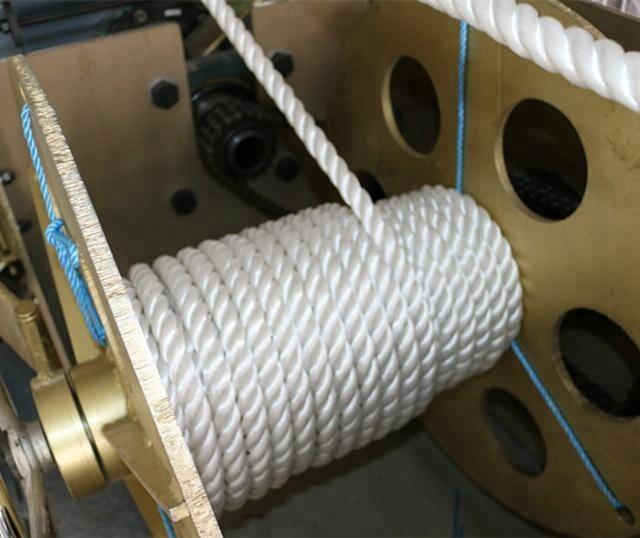 New Design Manufacturer Of Twisted Paper Rope Making Machine from HAIDAI Shandong