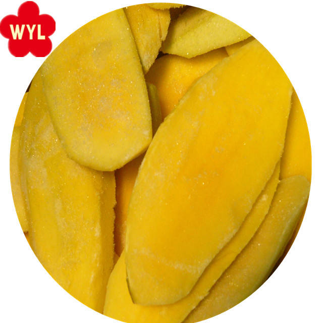 IQF Frozen Fresh Mango Diced or Halves in Frozen Fruits