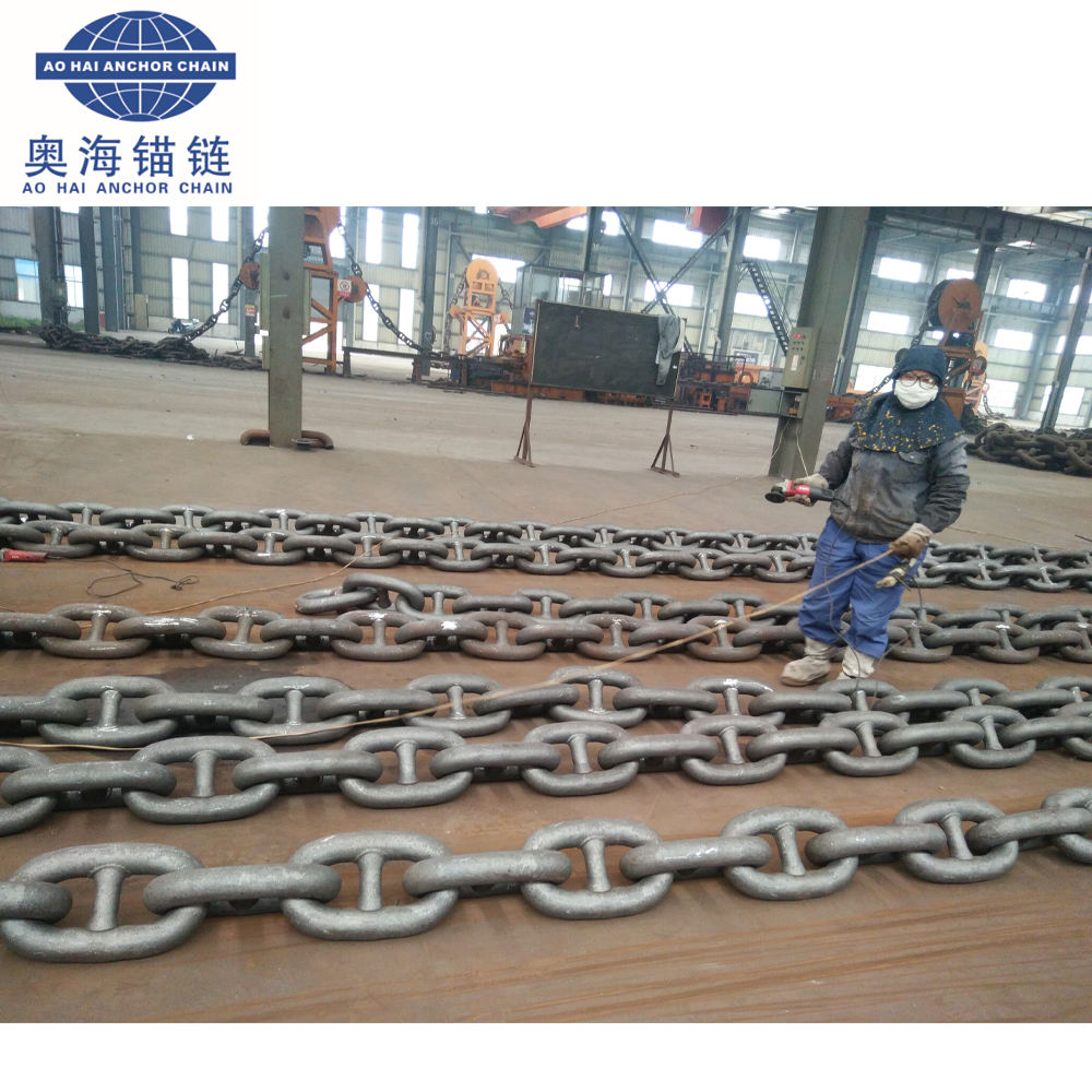 73mm Abs Marine Ship Used Anchor Chain For Sale with best price