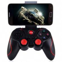 Professional manufacturer T3 BT Wireless Game Controller Joystick For Android  Mobile Phones PC Game Handle