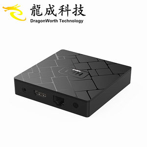 Produk Baru Termurah Set Top Box HK1 Mini RK3229 2 GB 16 GB Android 8.1 Smart Android TV Box set Top Box Wifi