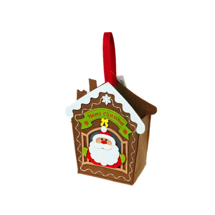 공장 \ % sale directly custom christmas decoration gift pouch