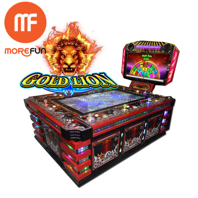 Casino equipment fishing game gambling table machine Phoenix Avengers