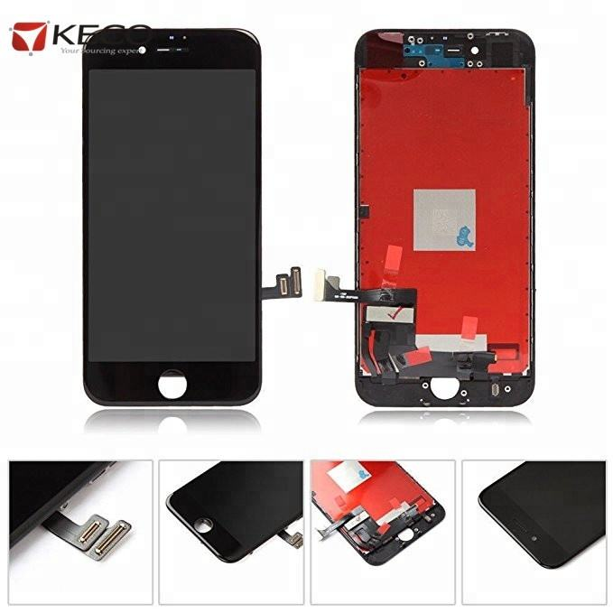 China Supplier for iPhone 8 plus 5.5 Inch LCD Screen Display Touch Glass Panel Digitizer Full set Assembly