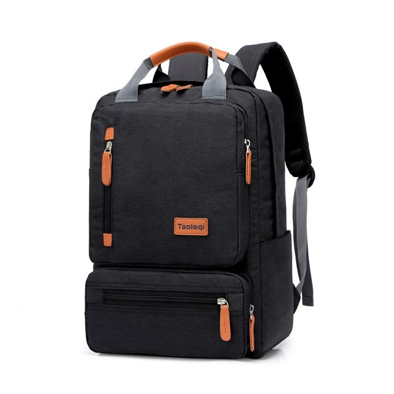 Custom Waterproof Large Casual back pack School bagpack Men Business Travel Laptop backpack 14 inch