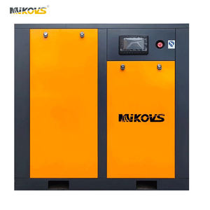 10HP 8Bar Superior Quality Gas Powered Screw Air Compressor for Filling Station