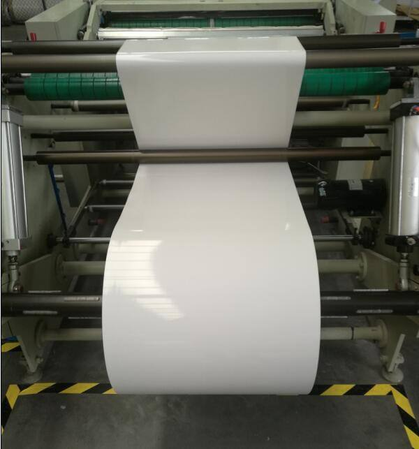 factory direct sale self adhesive paper in rolls or in sheets