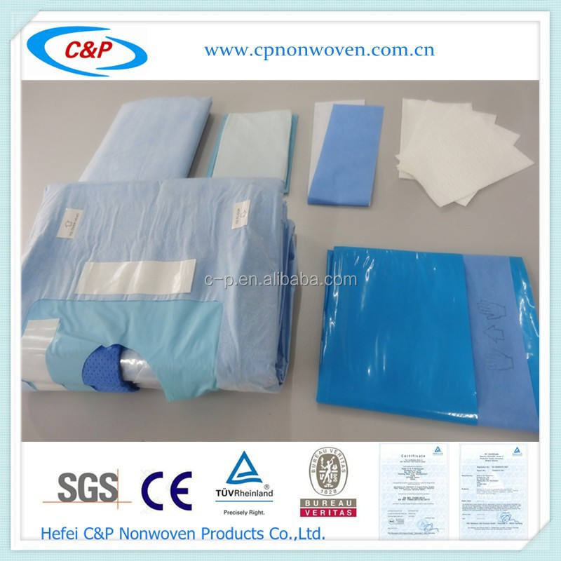 Orthopaedic Surgery Drape Pack With OEM Service