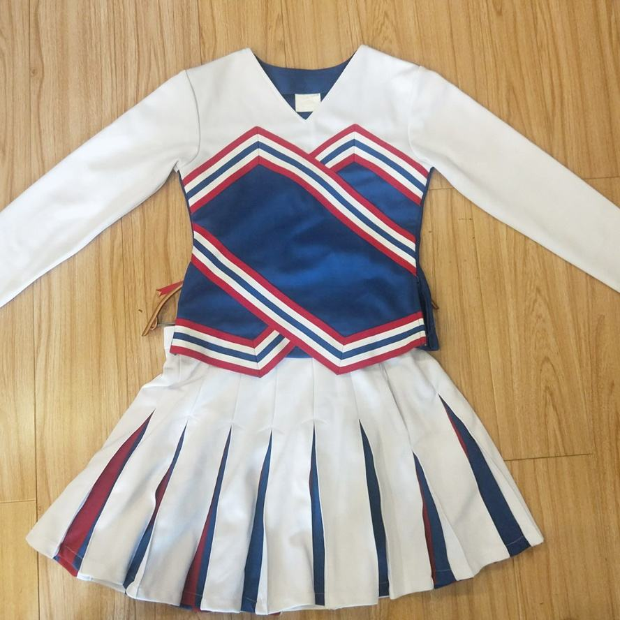 2019 costume cheerleader cheerleading costumi