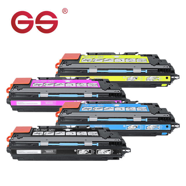 GS Cartridge 3700 Color Printer Toner Q2670A Compatible for HP Laserjet 3300 3500 3750