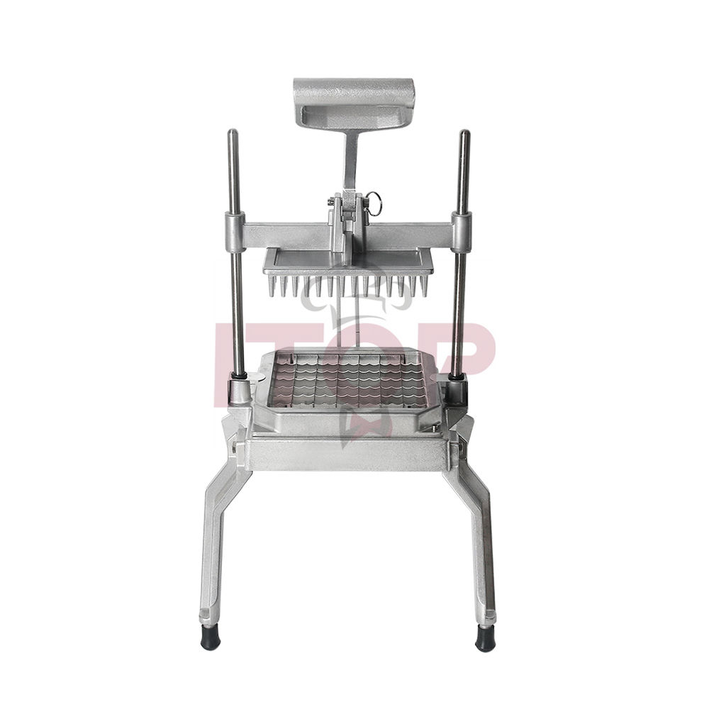 Commercial Vegetable Cutter Onion carrot potato radish Dicing Machine food slicer food cube Cutter