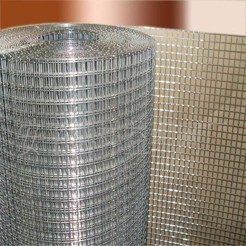 Cheap price 3/8 inch 3/4 x 3/4 inch 1/2 x 1 1x1 1x2 electro galvanized / hot dipped galvanized g.i. welded wire mesh roll