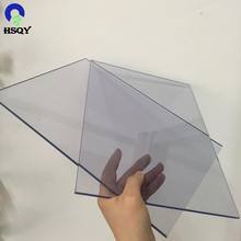 4*8 PVC Transparent Sheet 4mm Thick PVC Plastic Panel For Cabinet